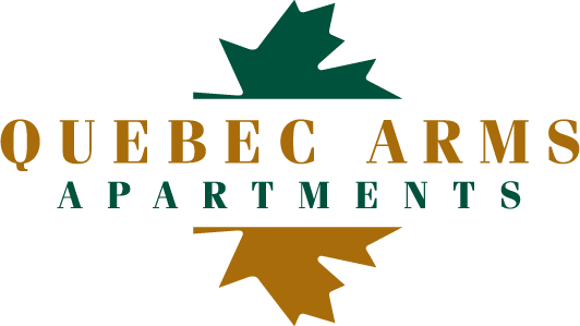 Quebec Arms apartments logo